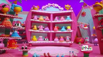 Lalaloopsy Minis Style 'n' Swap TV Spot, 'Day to Night' - Thumbnail 2