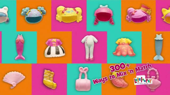 Lalaloopsy Minis Style 'n' Swap TV Spot, 'Day to Night' - Thumbnail 5