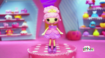 Lalaloopsy Minis Style 'n' Swap TV Spot, 'Day to Night'