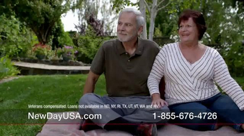 New Day USA New Day 100 Home Loan TV Spot, 'Veterans Homeowners' - Thumbnail 1