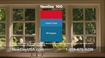 New Day USA New Day 100 Home Loan TV Spot, 'Veterans Homeowners' - Thumbnail 6