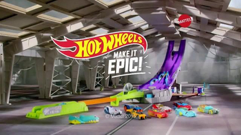 Hot Wheels Split Speeders TV Spot, 'Mash and Match' - Thumbnail 5