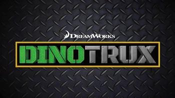 DreamWorks Dinotrux TV Spot, 'Half Dinosaur, Half Truck' - Thumbnail 1