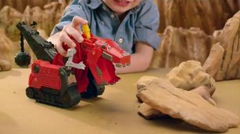 DreamWorks Dinotrux TV Spot, 'Half Dinosaur, Half Truck' - Thumbnail 4