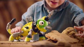DreamWorks Dinotrux TV Spot, 'Half Dinosaur, Half Truck' - Thumbnail 6