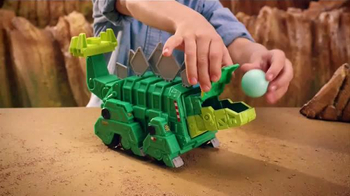 DreamWorks Dinotrux TV Spot, 'Half Dinosaur, Half Truck' - Thumbnail 7