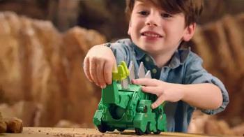 DreamWorks Dinotrux TV Spot, 'Half Dinosaur, Half Truck' - Thumbnail 8