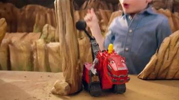 DreamWorks Dinotrux TV Spot, 'Half Dinosaur, Half Truck' - Thumbnail 9