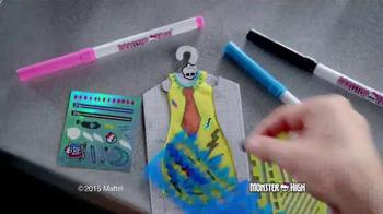 Monster High Designer Booo-Tique TV Spot, 'Dresses for Frankie' - Thumbnail 5