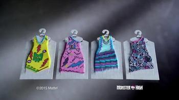 Monster High Designer Booo-Tique TV Spot, 'Dresses for Frankie' - Thumbnail 6