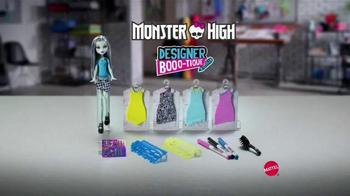 Monster High Designer Booo-Tique TV Spot, 'Dresses for Frankie' - Thumbnail 7