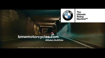 BMW Motorcycles TV Spot, 'Don't Settle' - Thumbnail 9