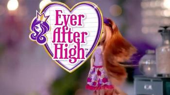 Ever After High Hair Styling Holly Doll TV Spot, 'Holly O'Hair' - Thumbnail 1