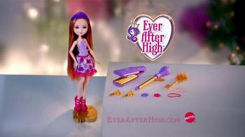 Ever After High Hair Styling Holly Doll TV Spot, 'Holly O'Hair' - Thumbnail 10