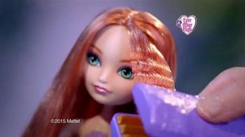 Ever After High Hair Styling Holly Doll TV Spot, 'Holly O'Hair' - Thumbnail 7