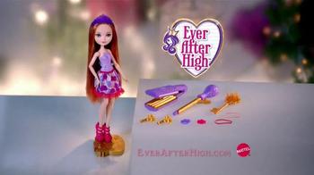 Ever After High Hair Styling Holly Doll TV Spot, 'Holly O'Hair' - Thumbnail 9