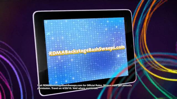 Radio Disney Music Awards Backstage Bash Sweepstakes TV Spot, 'VIP Status' - Thumbnail 8