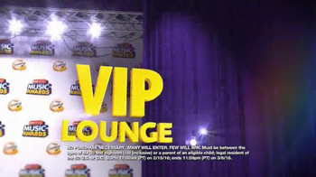 Radio Disney Music Awards Backstage Bash Sweepstakes TV Spot, 'VIP Status' - Thumbnail 4