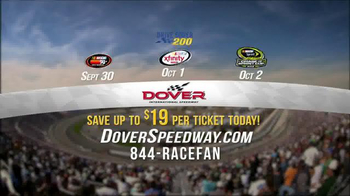 Dover International Speedway TV Spot, 'Ground Control' - Thumbnail 7