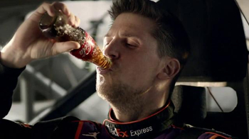 Coca-Cola TV Spot, 'Pit Stop' Featuring Denny Hamlin - 19 commercial airings