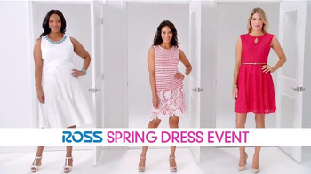 Ross Spring Dress Event TV Spot, 'Florals and Lace' - Thumbnail 2