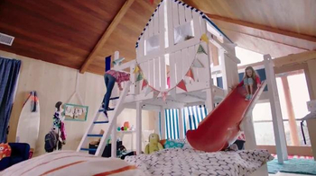 SKECHERS Memory Foam for Kids TV Spot, 'More Fun' - 1847 commercial airings