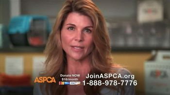 ASPCA TV Spot, 'No Escape' Featuring Lori Loughlin