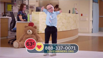 Shriners Hospitals for Children TV Spot, 'A Family's Legacy of Love' - Thumbnail 10