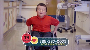 Shriners Hospitals for Children TV Spot, 'A Family's Legacy of Love' - Thumbnail 4