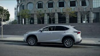 Lexus Command Performance Sales Event TV Spot, 'SUV'