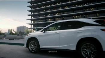 Lexus Command Performance Sales Event TV Spot, 'SUV' - Thumbnail 2