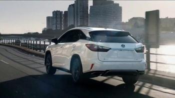 Lexus Command Performance Sales Event TV Spot, 'SUV' - Thumbnail 5
