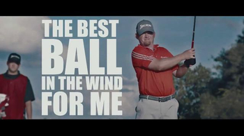 Srixon Z Star XV TV Spot, 'In the Wind' Ft. Graeme McDowell, Keegan Bradley