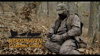 Woodhaven Custom Calls Cluck 'n Purr Pot TV Spot, 'Custom Turkey Call'