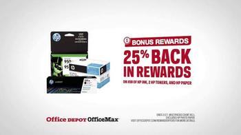 Office Depot TV Spot, 'Freshly Printed Optimism' - Thumbnail 5