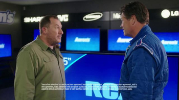 Aaron's TV Spot, 'Race Talk' Featuring Michael Waltrip - Thumbnail 4