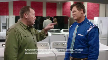 Aaron's TV Spot, 'Race Talk' Featuring Michael Waltrip - 6 commercial airings