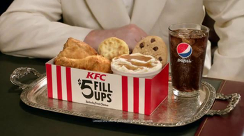 KFC $5 Fill Ups TV Spot, 'Colonel' Featuring Jim Gaffigan - Thumbnail 4