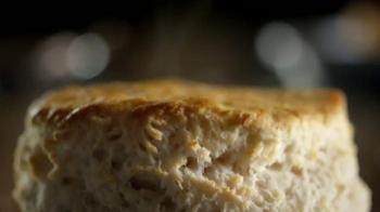 Carl's Jr. Hillshire Farm Smoked Sausage Biscuit TV Spot, 'Golden Brown' - Thumbnail 2