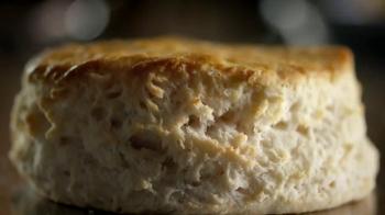 Carl's Jr. Hillshire Farm Smoked Sausage Biscuit TV Spot, 'Golden Brown' - Thumbnail 3