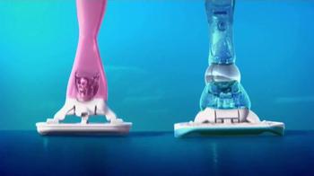 Venus Swirl TV Spot, 'Choose Flawless Skin' - Thumbnail 7
