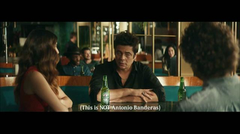 Heineken TV Spot, 'Famous' Featuring Benicio del Toro - Thumbnail 8