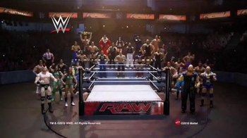 WWE Raw Superstar Ring TV Spot, 'Recreate Your Favorite Matches' - 538 commercial airings