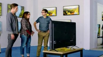 Rent-A-Center March Gladness TV Spot, 'Flat Screen Subscription'