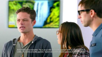 Rent-A-Center March Gladness TV Spot, 'Flat Screen Subscription' - Thumbnail 5