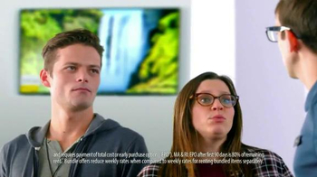 Rent-A-Center March Gladness TV Spot, 'Flat Screen Subscription' - Thumbnail 6