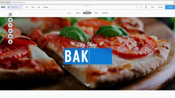 Wix.com TV Spot, 'City Shop Bakery' - Thumbnail 5