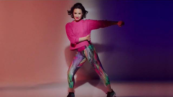 SKECHERS Burst TV Spot, 'Energy' Featuring Demi Lovato - Thumbnail 3