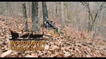 Woodhaven Custom Calls The Real Hen TV Spot, 'Taking Aim' - Thumbnail 1