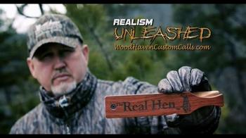 Woodhaven Custom Calls The Real Hen TV Spot, 'Taking Aim' - Thumbnail 4